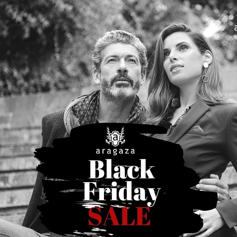3 Excelentes promociones Aragaza con motivo del Black Friday en nuestra tienda online. | Aragaza - Your shirt made in Barcelona - Quality shirts