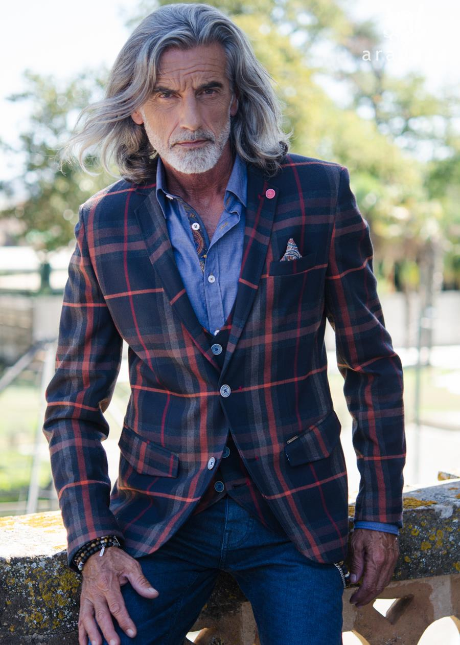 Americana Minos | Aragaza - Your shirt made in Barcelona - Quality shirts
