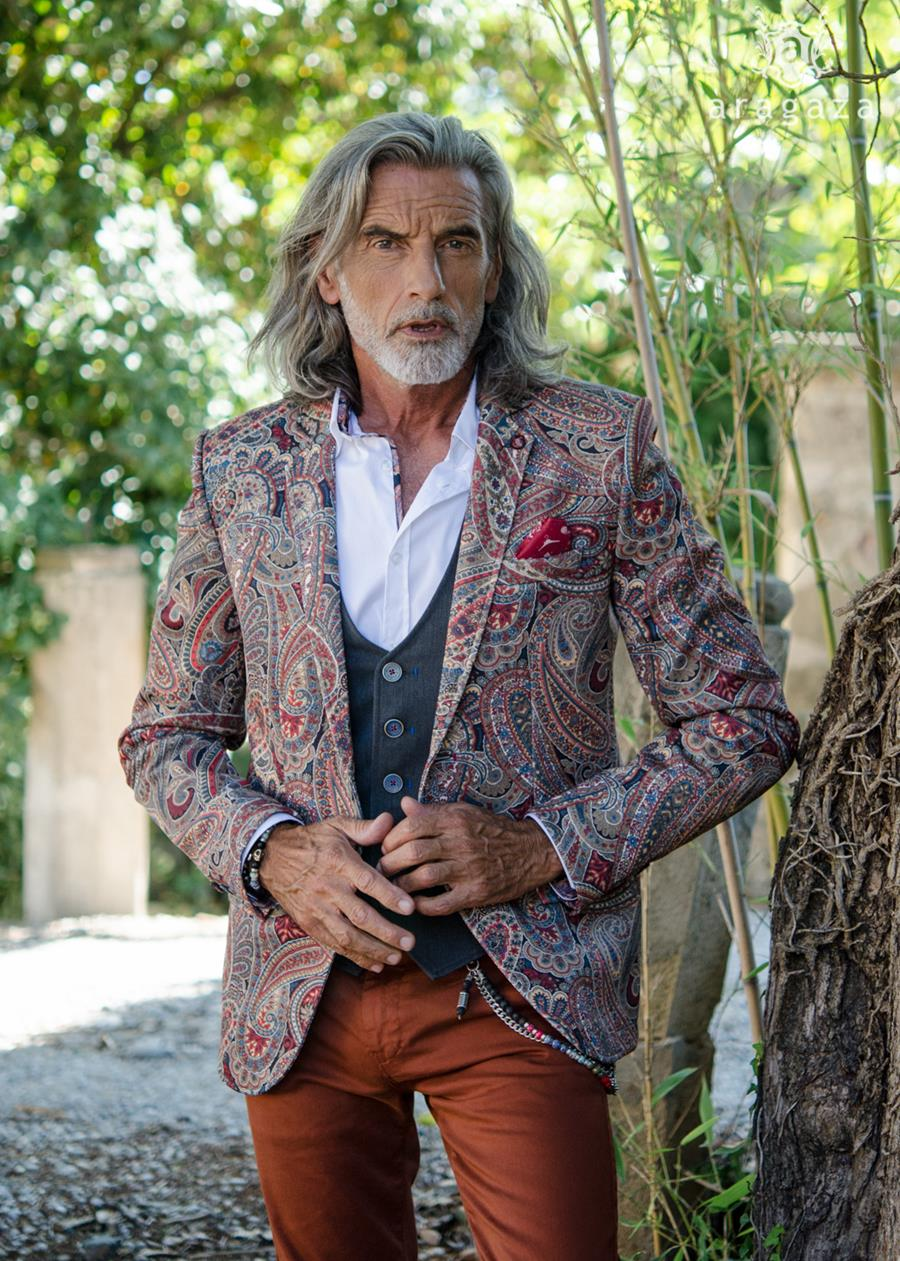 Americana Barrocco | Aragaza - Your shirt made in Barcelona - Quality shirts